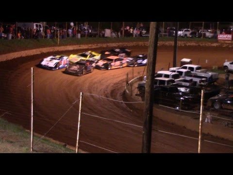 Winder Barrow Speedway  Hobby 602 Feature Race 4/1/17