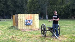37mm Anti-Toilet Gun!