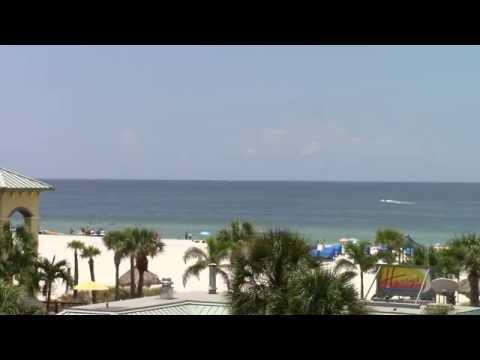 St. Pete Beach, Florida - Balcony View (Long Version)