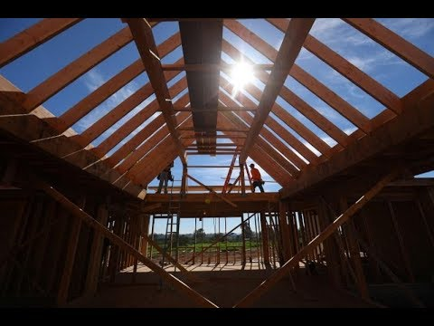 U S  housing starts vault to one year high; permits increase