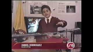 """Noticias Uno Colombian Drone 22 October 2005 """"Homero Daniel Rodriguez"""""""