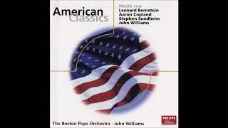 John Williams / Boston Pops Orchestra: American Classics