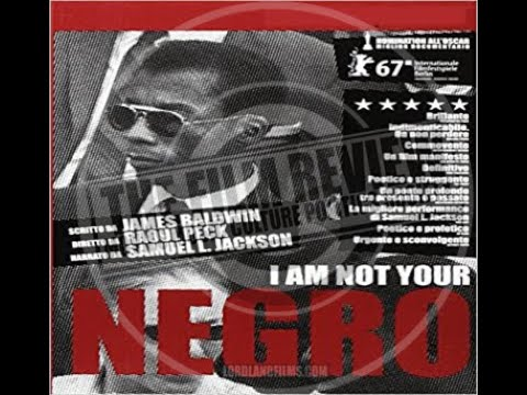 'I'M NOT YOUR NEGRO' JAMES BALDWIN MOVIE REVIEW | FROM #TFRPODCASTLIVE EP124 | LORDLA