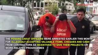 Penang Zakat graft probe: Five remaining detainees released on bail