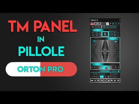 Pillole Di TM Panel : ORTON PRO
