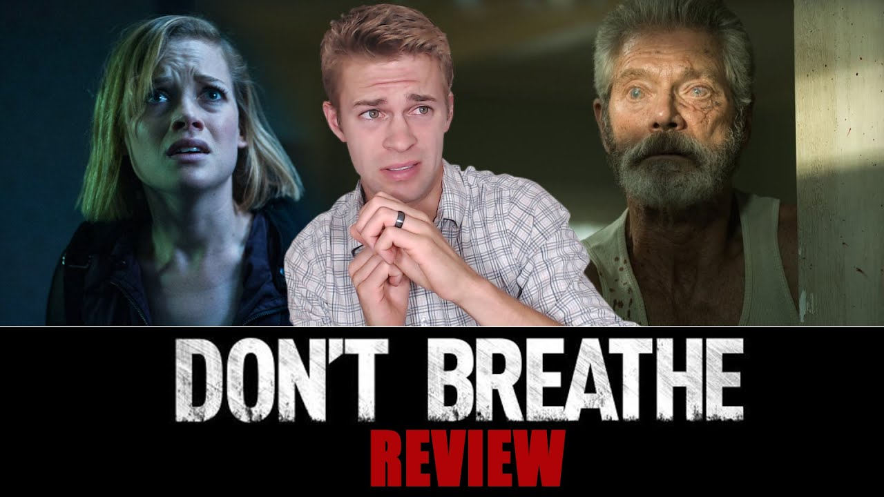 Don't Breathe - Movie Review - YouTube