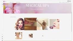 Individuelle Firmenhomepage – einfach und professionell mit dem Telekom Homepage-Designer