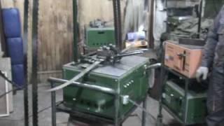 Производительность сварки ленточных пил(Производительность машины для контактной стыковой сварки оплавлением ленточных пил. - The butt-welding by steel..., 2010-04-28T18:49:02.000Z)