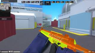[FR] THE SMG, MY FAVORITE ARMES (Counter Blox - ROBLOX)
