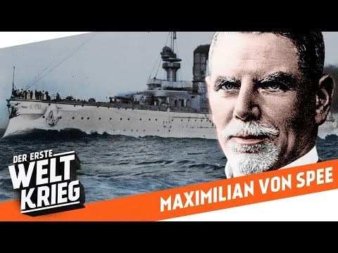 WER WAR Maximilian von Spee? - Porträt