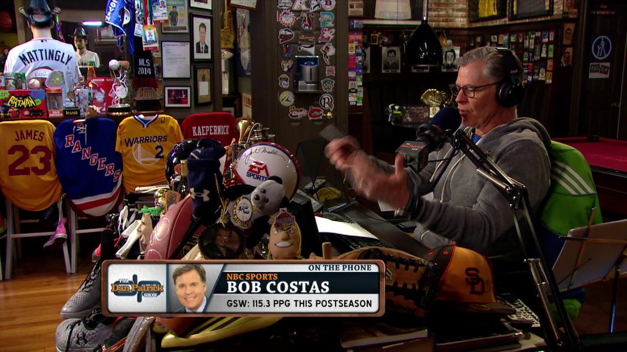 Man Caves Dan Patrick : Nbc sports' bob costas on the dan patrick show full interview 05