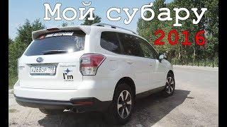 Субару Форестер тест драйв: плюсы и минусы моего Subaru