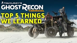 Top 5 Things We Learned About Ghost: Recon Wildlands Stealth Missions