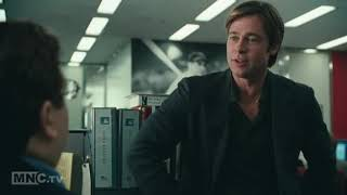 Moneyball (2011) Interviews and Trailer Clips