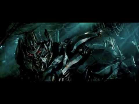 Transformers 4 Fan Made Clip: Megatron consults Unicron