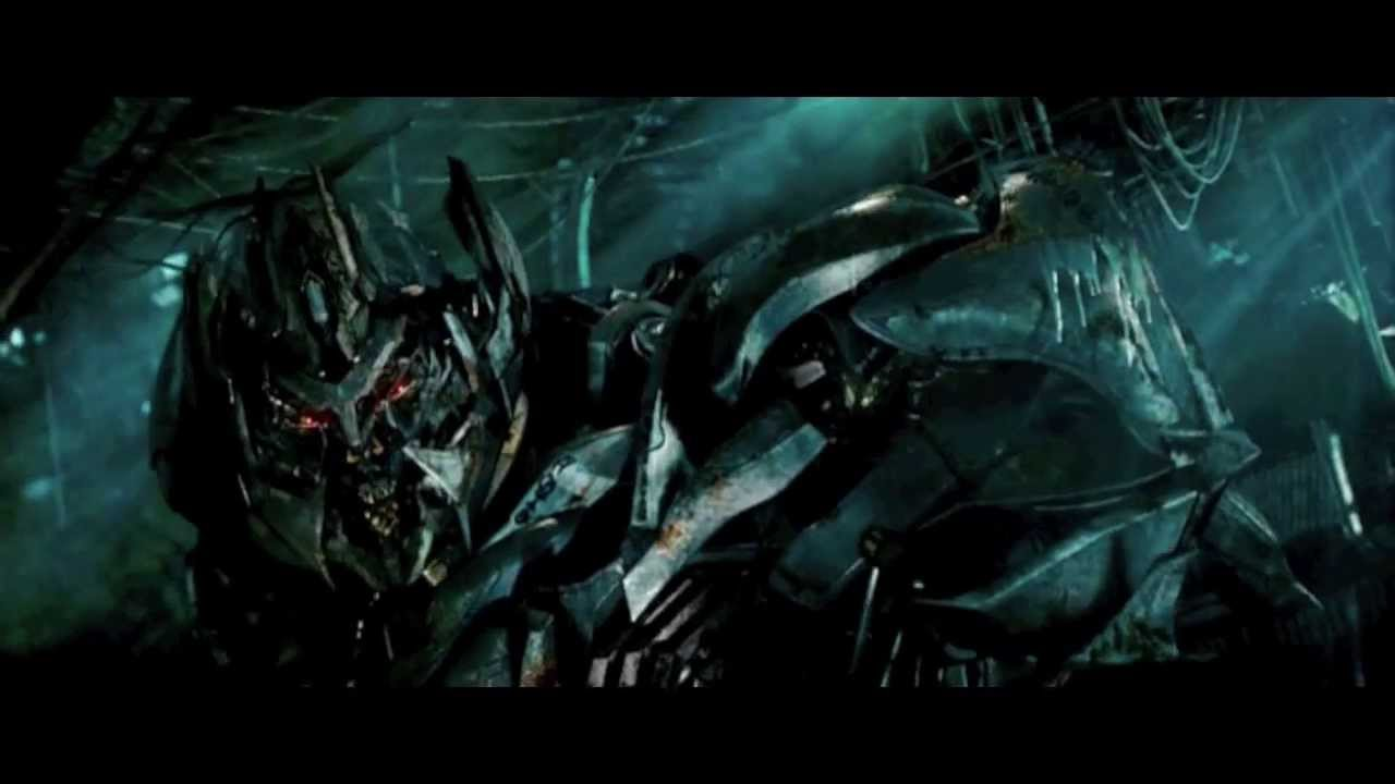Transformers 4 Fan Made Clip: Megatron consults Unicron ...
