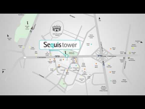 SEQUIS TOWER - Construction Progress Time-Lapse in SCBD, Jakarta