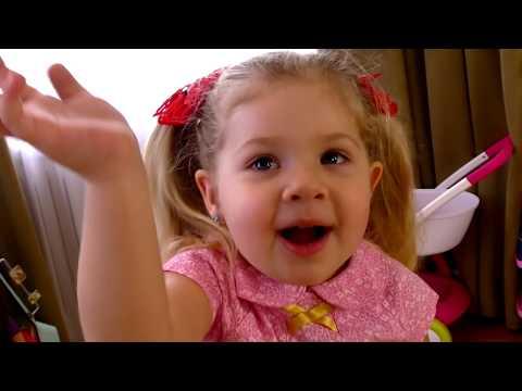 ✿ Кукла Беби Бон Baby Born Doll Видео для детей про игрушки для девочек от Kids Diana Show