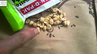 Dollar Delight: Dan-D-Pak Peanuts