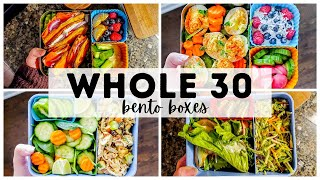 WHOLE30 BENTO BOX LUNCH  DEAS Healthy Paleo Whole30 Approved Recipes For School Or Work