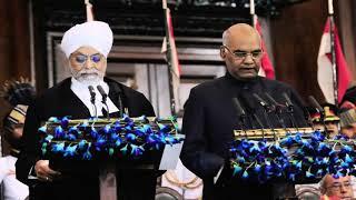 President Of India House Photo