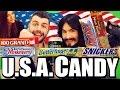 Irish People Vote - Tastiest American Candy Bar Ever!!
