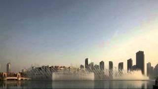Dubai Fountain   Sama Dubai   Mehad Hamed