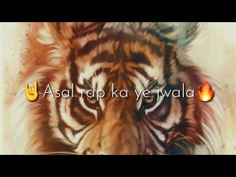 Sher Aaya Sher - GullyBoy - Divine ( WhatsApp Status)