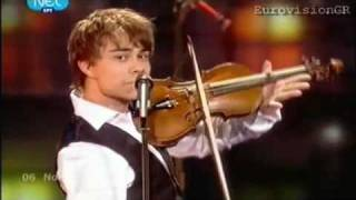 Eurovision 2009: WINNER! Alexander Rybak, Александр Рыбак