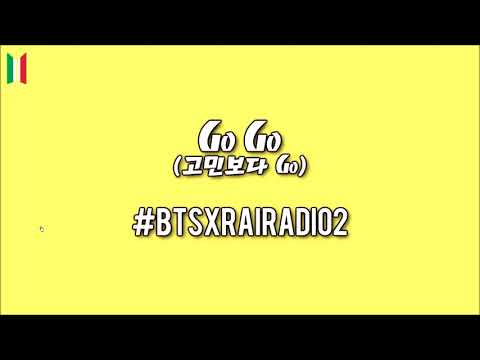 BTS ON ITALIAN RADIO #6: RAI RADIO2