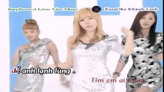 [Karaoke Nhạc Sóng ] Gõ Cửa Trái Tim - Beat Full HD Rumba Hay