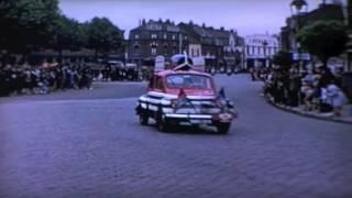 TOUR DE FRANCE EN 1953 ET 1970 BASSIN MINIER