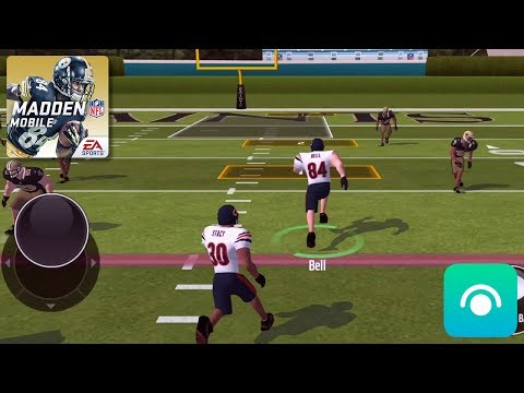 MADDEN NFL Mobile - Gameplay Trailer (iOS, Android)