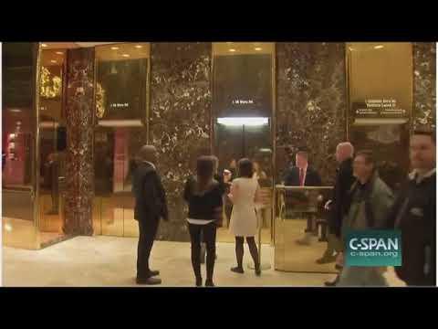 Cohen, Flynn, and al Rumaihi at Trump Tower