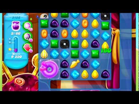 Candy Crush Soda Saga Level 2186 *