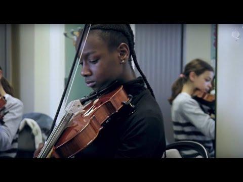 La Classe à horaires aménagés musique (CHAM) du collège Max Jacob : une réussite