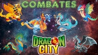 Mundo de combates - Mis batallas - Dragon city