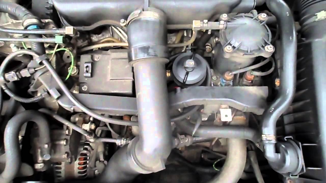 peugeot 406 estate 2 1 diesel 1998 engine video youtube. Black Bedroom Furniture Sets. Home Design Ideas