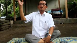D Zawawi Imron - Soal Bahasa, Puisi dan Cinta