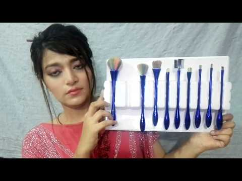Best Cheap Pakistani Makeup Brushes Review in urdu/hindi | hit or miss | affordable makeup |