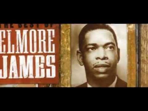 Elmore James ~ ''It Hurts Me Too''&''Elmore's Contribution To Jazz''(Electric Delta Blues 1957)
