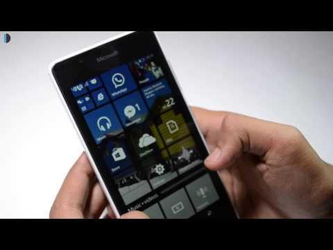 Microsoft Lumia 540 Price in Pakistan | Specifications