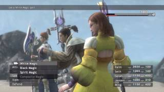 The Easy Way: Lost Odyssey - Powerleveling To lvl50 / Learning Skills Quickly