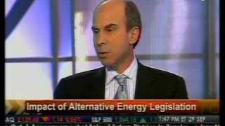 Inside Look - Impact of Alternative Energy Legislation