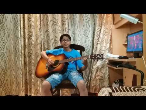 badri ki dulhania title track guitar cover by Rio