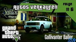 █▀▄ GTA 5 ◘ EPISODE 006 ◘ Autos verkaufen  ▄▀█