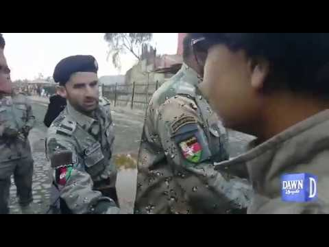 Ch. Nisar Ali Khan visits Torkham Border