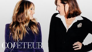 Sarah Jessica Parker and Molly Shannon Talk Their Show Divorce