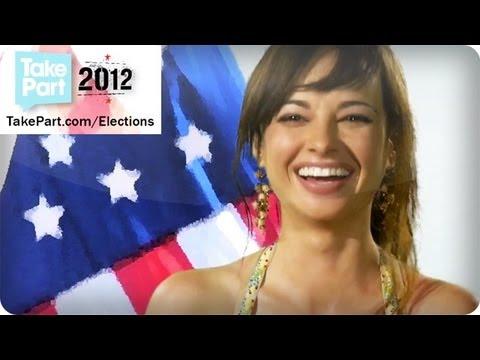 Ashley Rickards  Why I Vote  TakePart TV