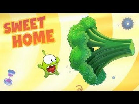 Om Nom Stories- Home Sweet Home (Episode 20, Cut the Rope- Time Travel)